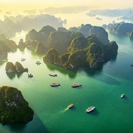 Best Time to Visit Halong Bay: When to Go & Monthly Weather Averages
