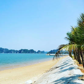 Top 5 Beaches in the North of Vietnam