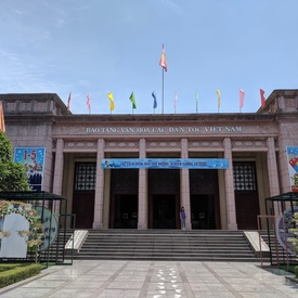 Museum of Vietnam's Ethnic Cultures