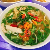 Pho Ga - The 5 Best Places To Enjoy Hanoi Noodle With Chicken