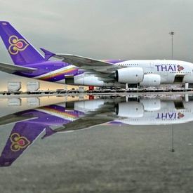 Flights from Bangkok to Hanoi