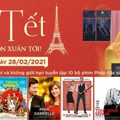 Free French Movies Available On Local Streaming Platform During Tet Holiday