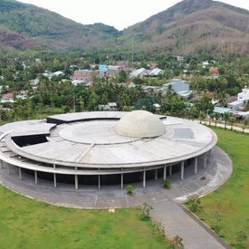 First Vietnam's Science Exploration Tour in Quy Nhon