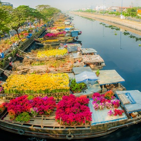 Visiting Ho Chi Minh City During Tet: 7 Things To Keep In Mind