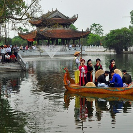 Best Time to Visit Bac Ninh: When to Go & Monthly Weather Averages