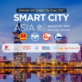 1st Asia Smart City International Exhibition to launch in 2021