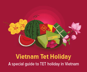 Vietnam Tet Holiday